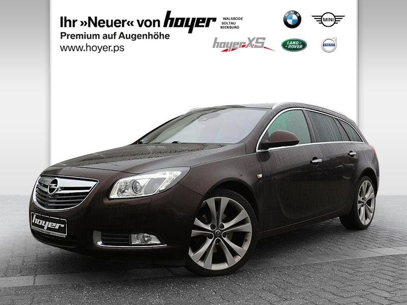 Opel Insignia 2.0 CDTI Sports Tourer 4x4 Aut. Innovation, Jahr 2012, diesel