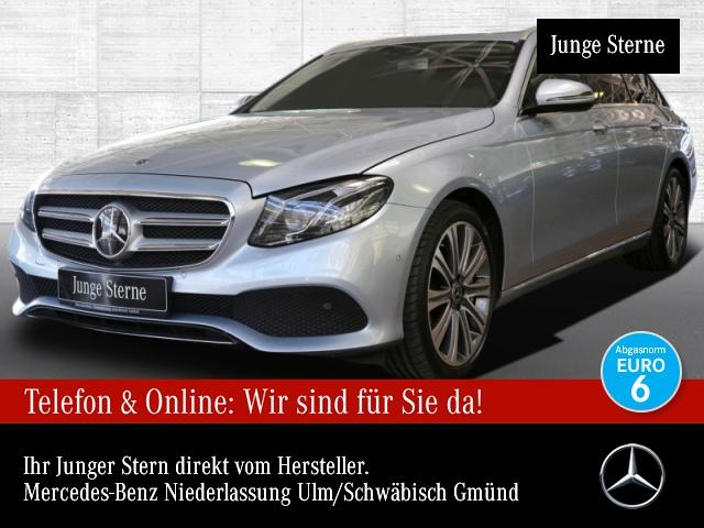 Mercedes-Benz E 400 T 4M Avantgarde Fahrass Stdhzg Multibeam PTS, Jahr 2017, Benzin