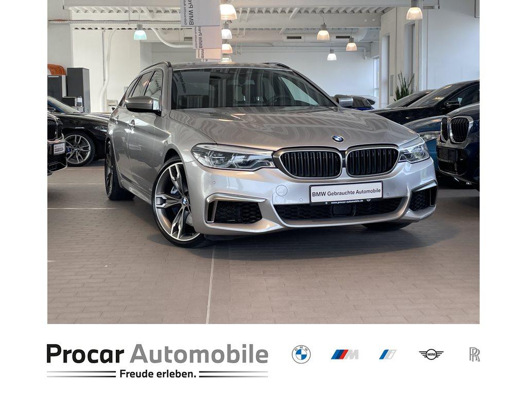 BMW M550d xDrive Touring ACC H/K DAB NavProf RFK, Jahr 2018, Diesel