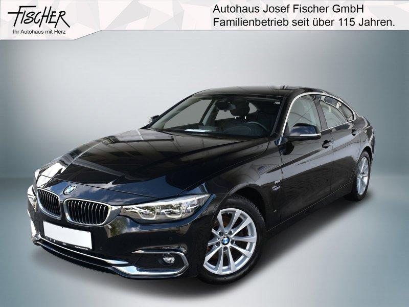 BMW 420 Gran Coupe Luxury Line Navi Prof. HiFi HUD Memo, Jahr 2017, Diesel