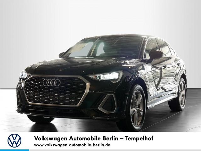 Audi Q3 Sportback 35 1.5TFSI S-tronic S-Line NAVI LED, Jahr 2020, Benzin