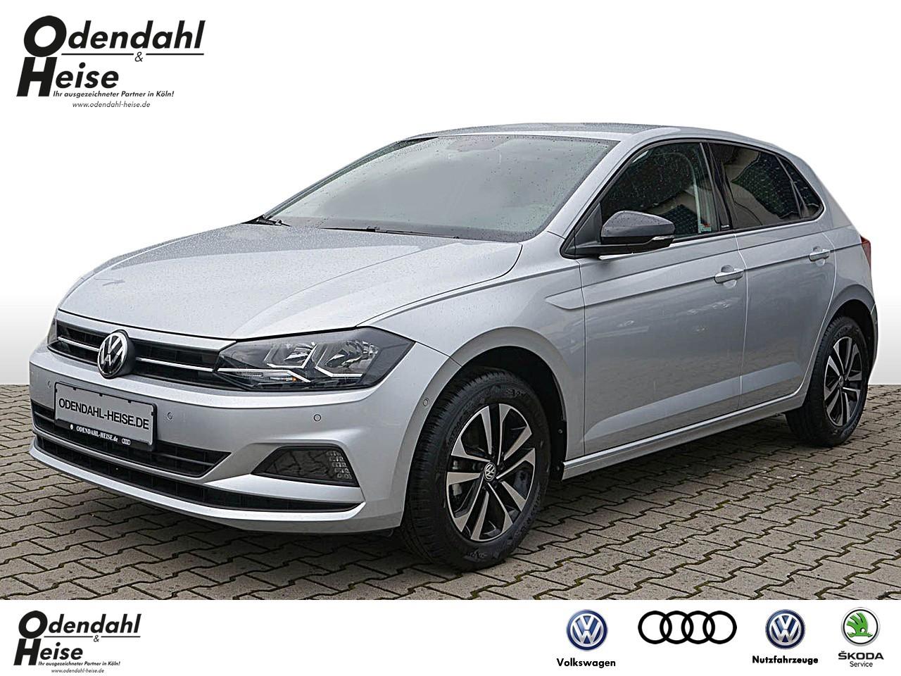 Volkswagen Polo IQ.DRIVE 1,0 l TSI OPF 70 kW (95 PS) 5-Gang, Jahr 2019, Benzin