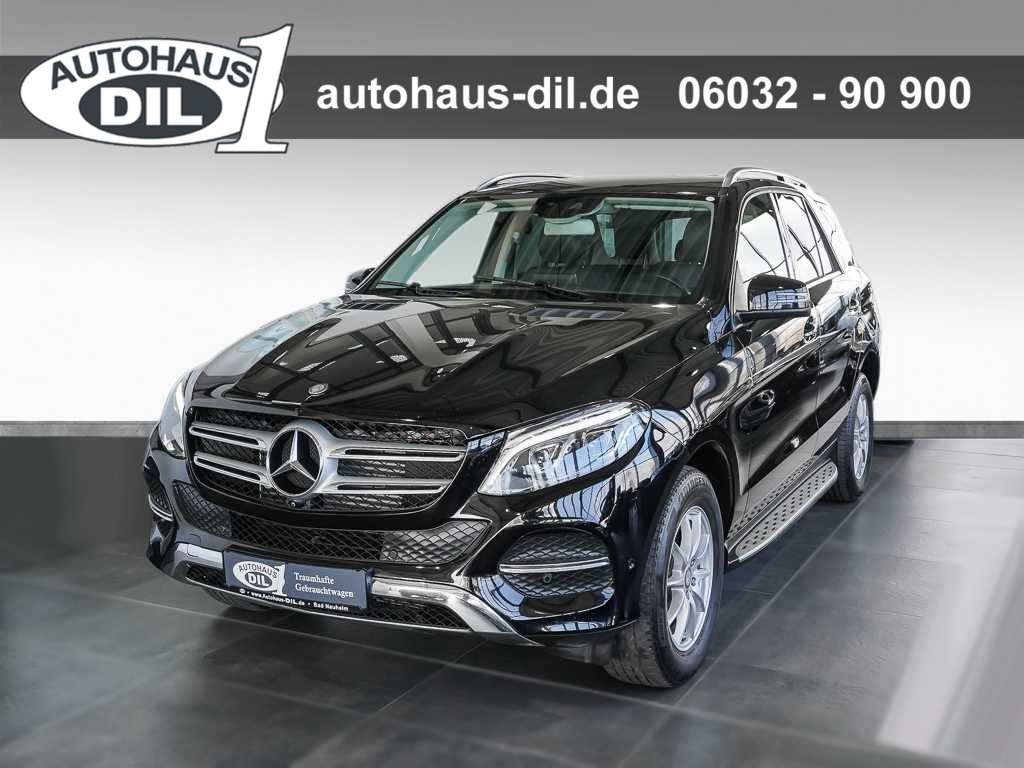 Mercedes-Benz GLE 350 d 4Matic 9G-TRONIC *1.Hd.*COMAND*360*, Jahr 2016, Diesel