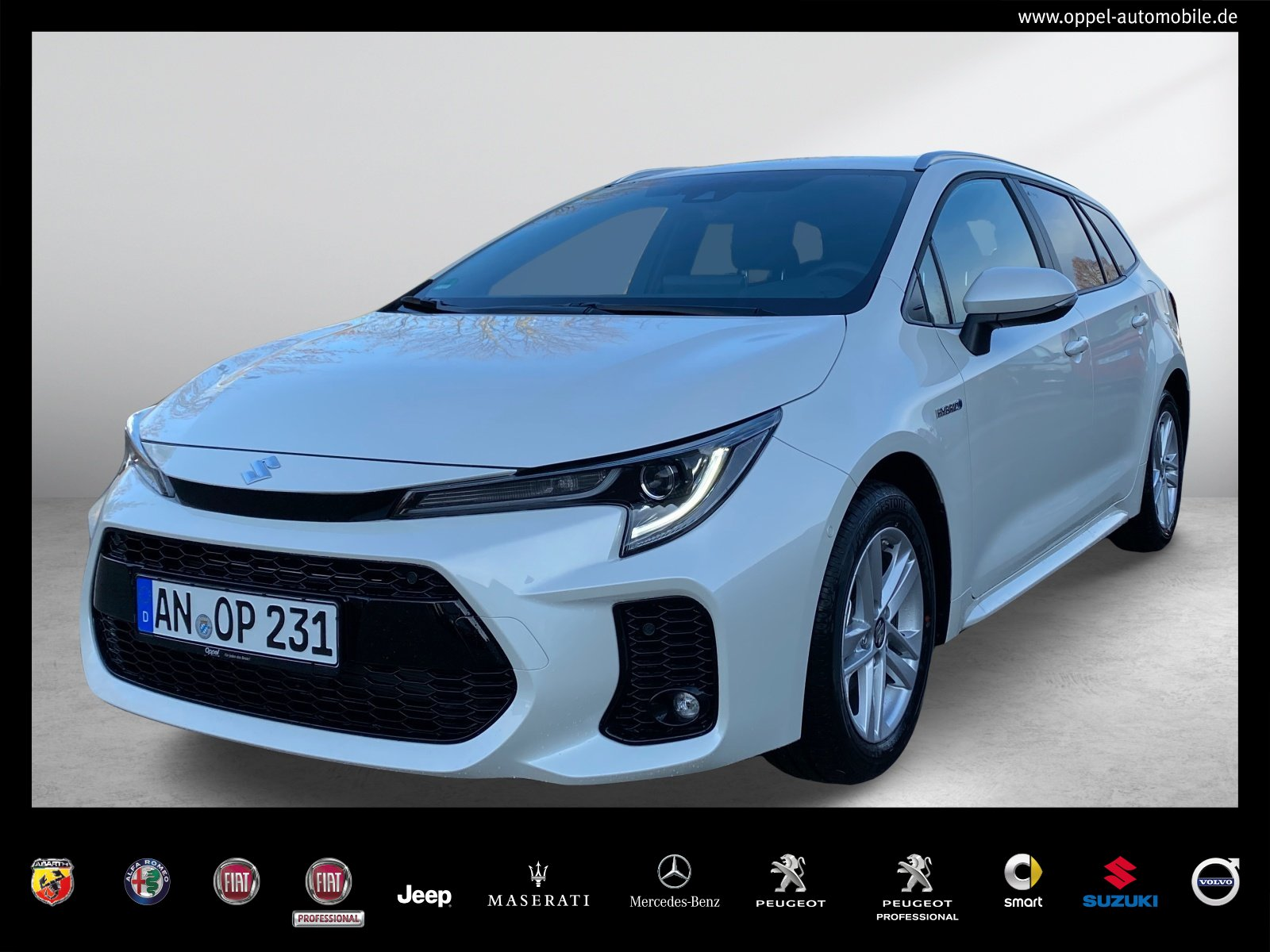 Suzuki Swace 1.8 Comfor+ CVT Hyb. RFK+LED+SITZH.+KLIMA, Jahr 2020, Hybrid