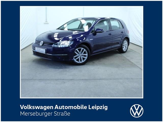 Volkswagen Golf VII 1.5 TSI Comfortline *ACC*SHZ*PDC*, Jahr 2019, Benzin