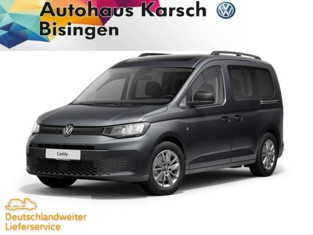 Volkswagen Caddy V California 2.0 TDI DSG, Jahr 2021, Diesel