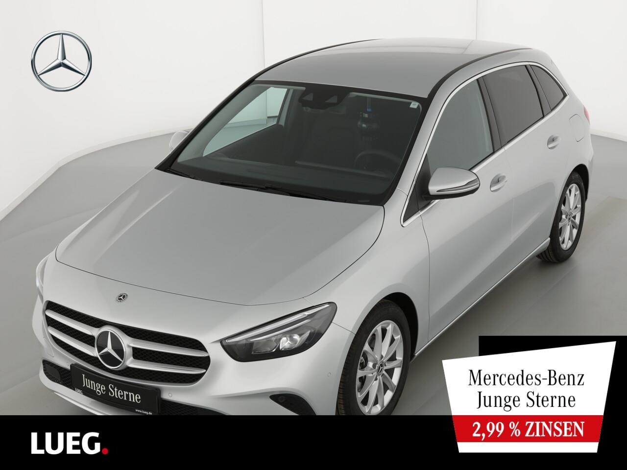 Mercedes-Benz B 180 d Progressive+MBUX+Nav+LED-HP+eHeck+Kamera, Jahr 2020, Diesel