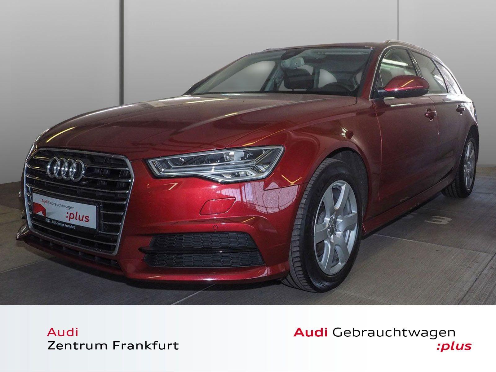 Audi A6 Avant 2.0 TDI ultra Matrix-LED Navi Tempomat PDC Sitzheizung, Jahr 2018, Diesel