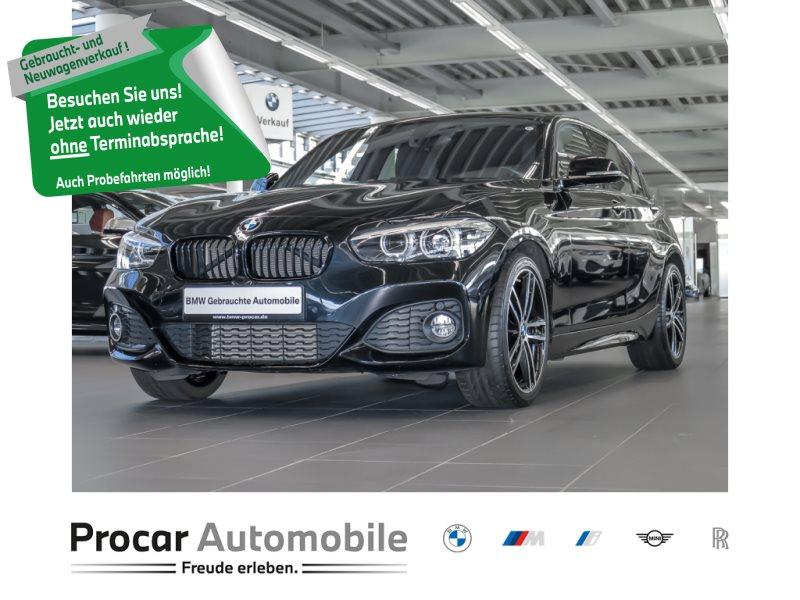 BMW 118i 5-Türer M Sport Edition Navi LED PDC Shz, Jahr 2018, Benzin