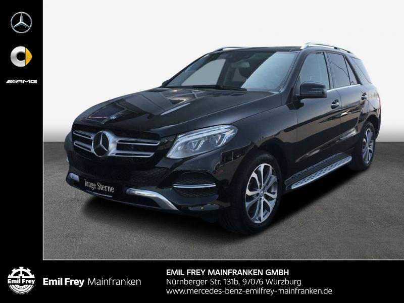 Mercedes-Benz GLE 500 e 4M/PlugIn/PANO/HiFi/AHK/Airmatic/Distro/COMAND, Jahr 2016, Hybrid