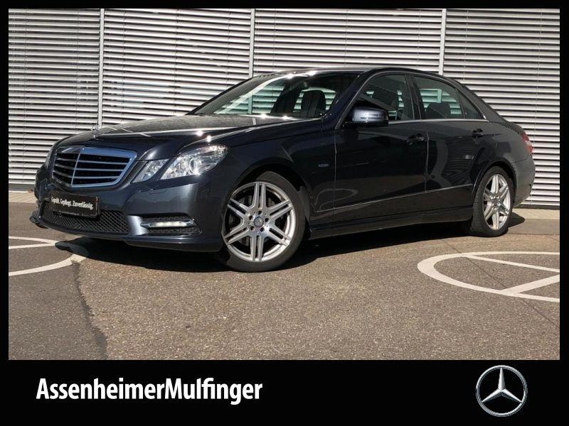 Mercedes-Benz E 220 CDI BE AMG **COMAND/ILS/SHD/Spur-Paket, Jahr 2012, Diesel
