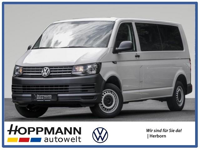 Volkswagen T6 Transporter Kombi langer Radstand 2.0 TDI, Jahr 2018, Diesel