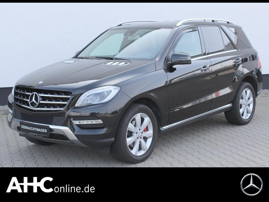 Mercedes-Benz ML 250 BT 4M BI-XENON+NAVI+SPUR-P.+AHK+SD+SH.., Jahr 2013, Diesel
