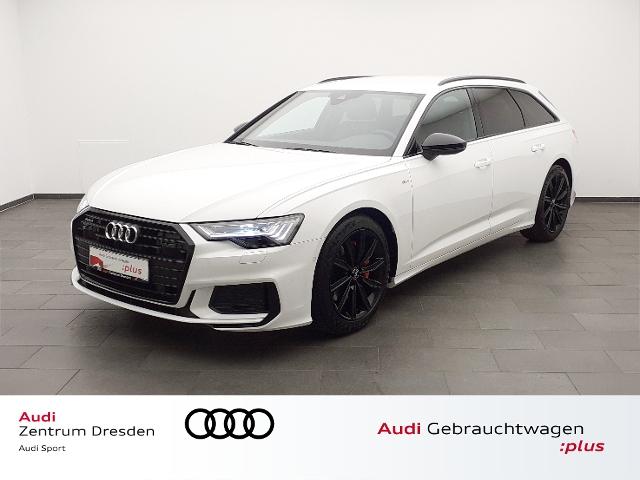 Audi A6 Avant 3.0 TDI quattro S-line Matrix LED, Jahr 2020, Diesel