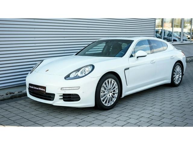 Porsche Panamera S ! SportabGasanlage, Kamera, BOSE, Jahr 2014, Benzin