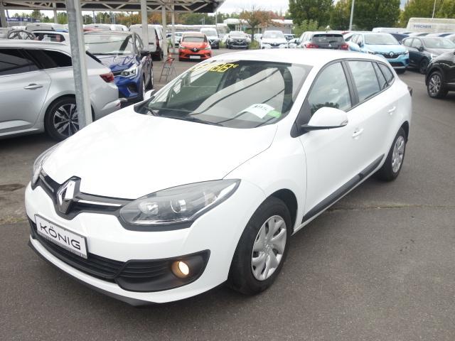 Renault Megane 1.6 16V Kombi Authentique Klimaanlage, Jahr 2015, Benzin