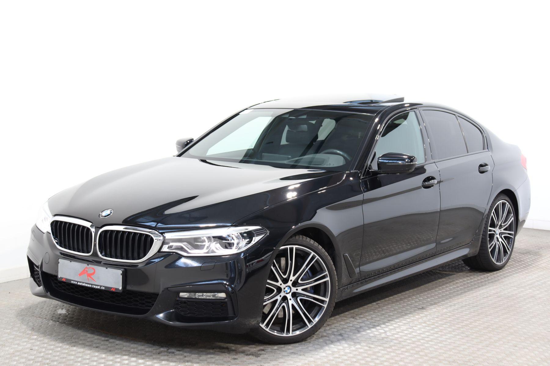 BMW 540 i xDrive M SPORT DIG.TACHO,HUD,STANDHZ,1.HD, Jahr 2017, Benzin