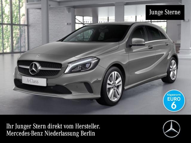 Mercedes-Benz A 180 Urban Stdhzg LED Kamera Navi Spurhalt-Ass, Jahr 2017, Benzin