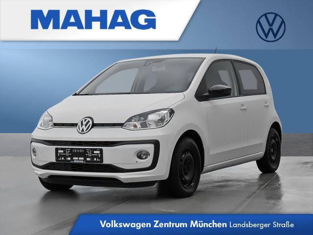 Volkswagen up! IQ.DRIVE Maps +More Dock Sitzheizung IQ.Drive, Jahr 2019, Benzin