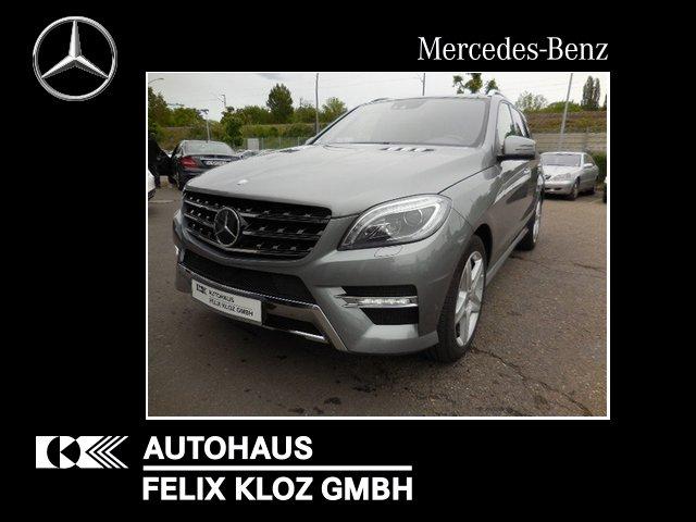 Mercedes-Benz ML 350 CDI,Airmatic,AMG, Standheizung Nachtsicht, Jahr 2012, Diesel