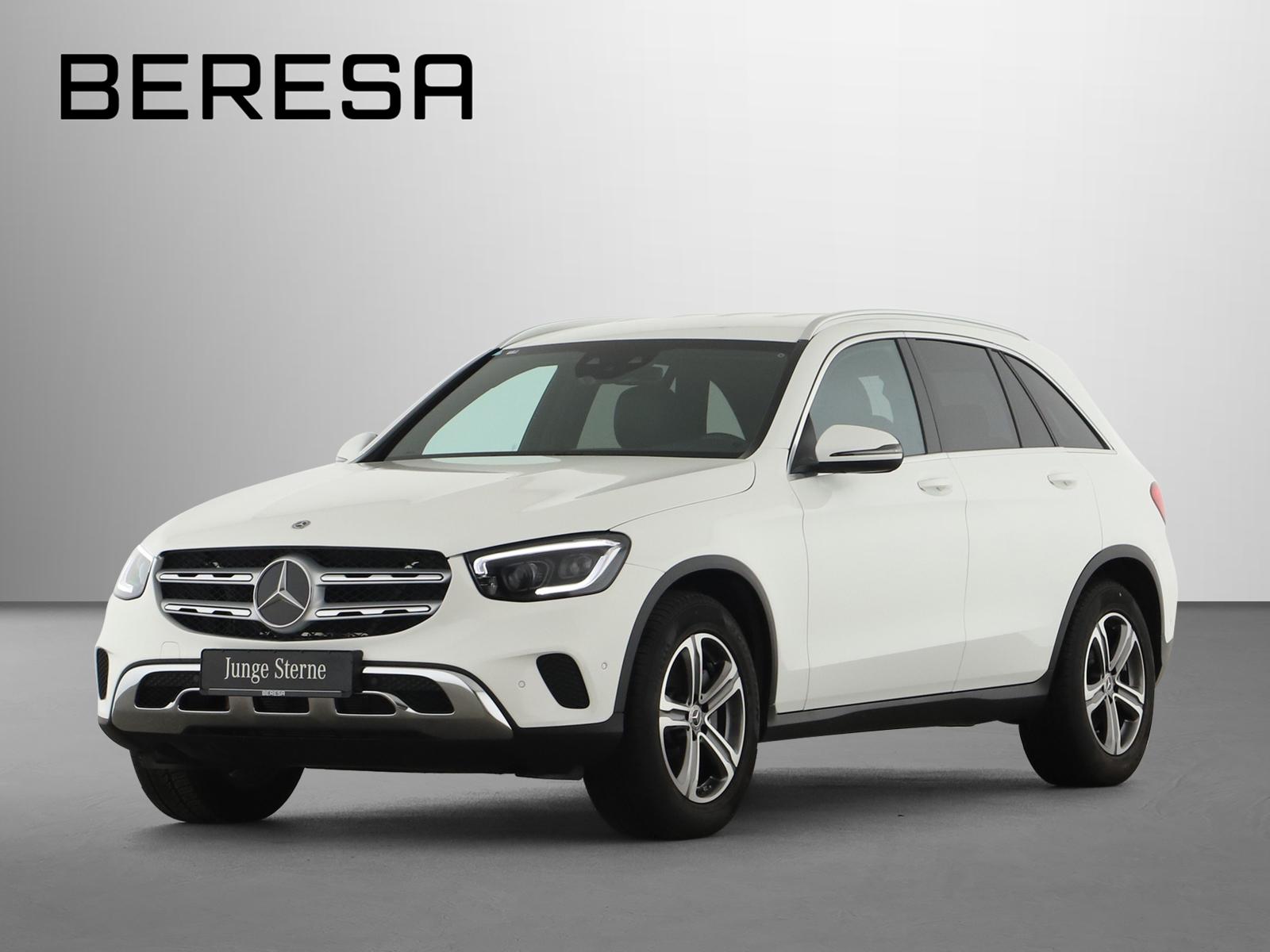 Mercedes-Benz GLC 300 4M LED AHK Kamera PDC, Jahr 2020, Benzin