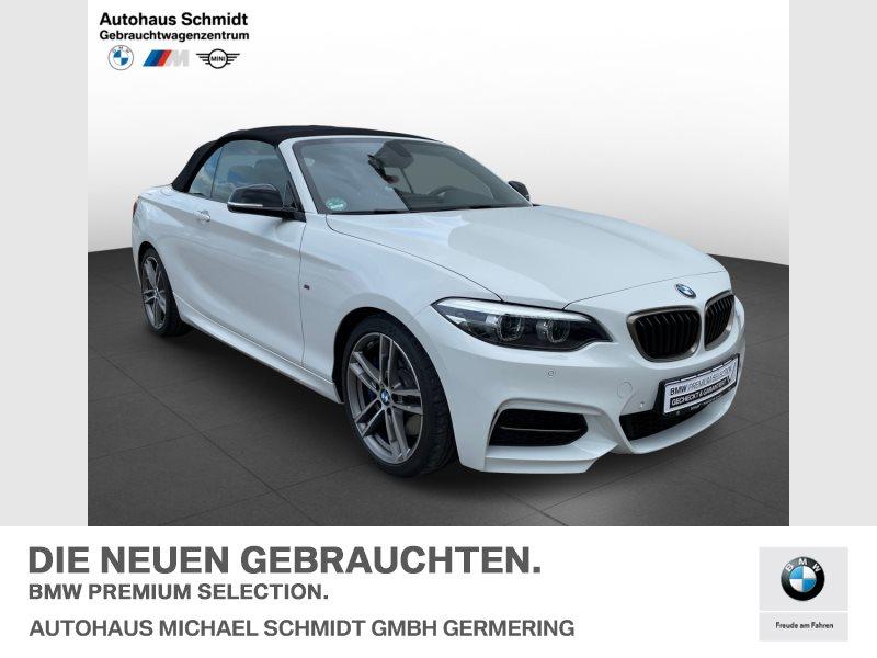 BMW M240i 18 Zoll*Harman Kardon*Tempomat*Memory*, Jahr 2020, Benzin