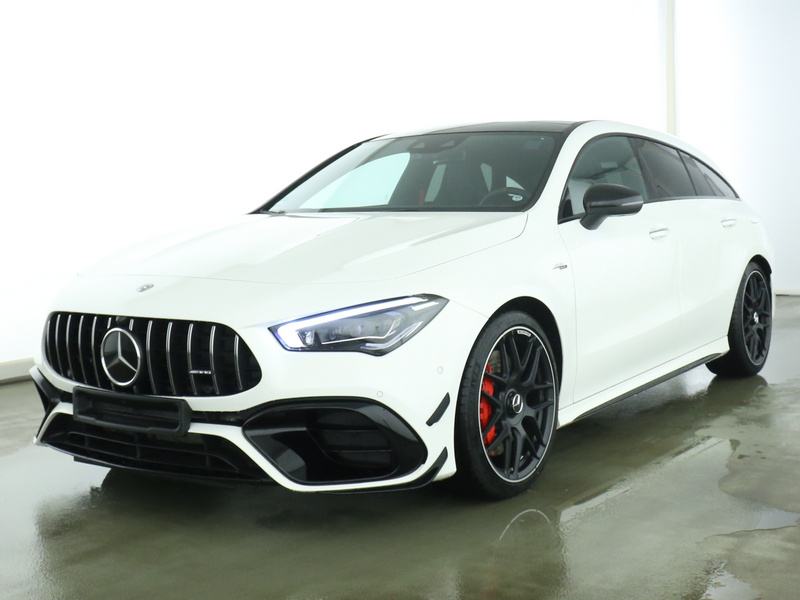 Mercedes-Benz CLA 45 4M + SB #241613/Pano/Perf.AbGas/Kamera, Jahr 2020, Benzin