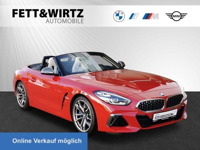 BMW Z4 M40i HUD LED ACC H/K DAB Leas ab 599,- br.o.A, Jahr 2020, Benzin