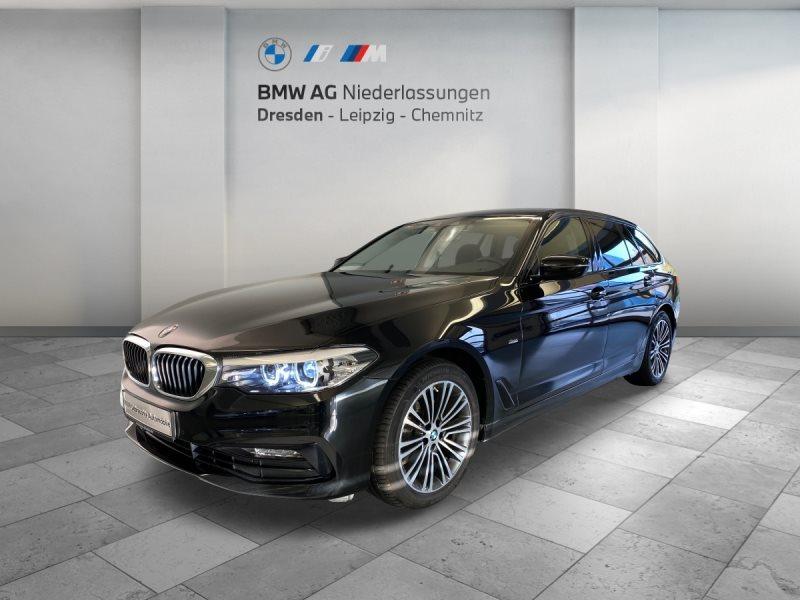 BMW 520d xDrive Touring EURO6 Navi Bus. D.Assist Klimaaut. Shz, Jahr 2017, Diesel