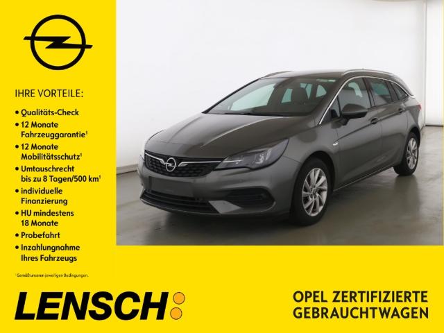 Opel Astra K ST Elegance 1.4 Turbo AUTOM+NAVI+SITZHZG, Jahr 2020, Benzin