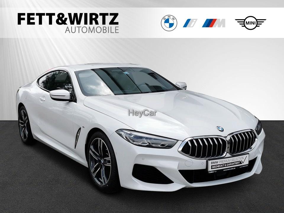 BMW 840i Coupe M Sport Laser LC-Prof. H&K Da+, Jahr 2020, Benzin