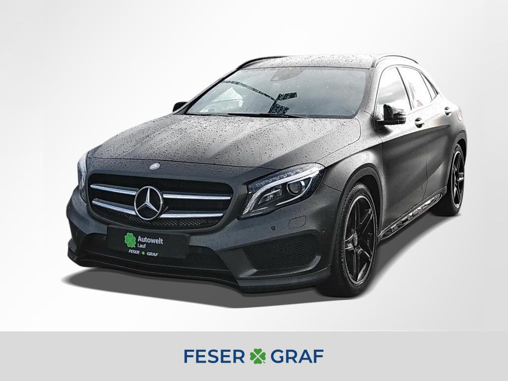 Mercedes-Benz GLA 200 CDI AMG Line - NAVI,XENON,PARKASSISTENT, Jahr 2014, diesel
