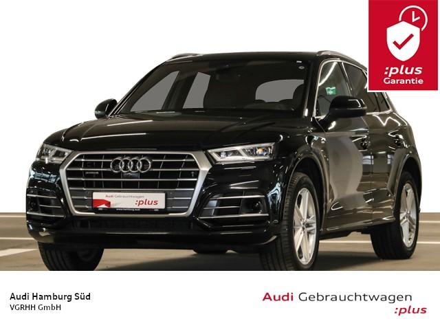 Audi Q5 2.0 TDI qu. S tronic 3 x S line MATRIX/PANO/NAVI, Jahr 2017, Diesel