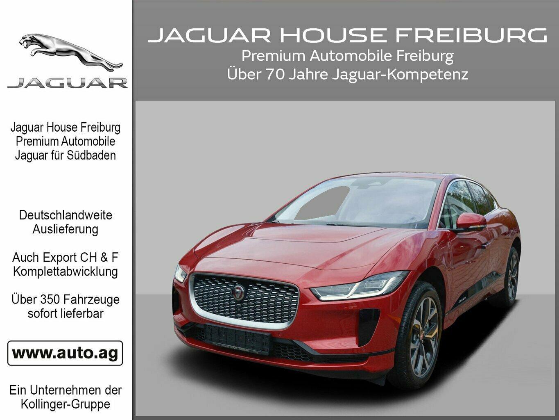 Jaguar I-Pace EV320 SE 2021 LEAS. 488 EUR INKL.PRÄMIE, Jahr 2020, Elektro