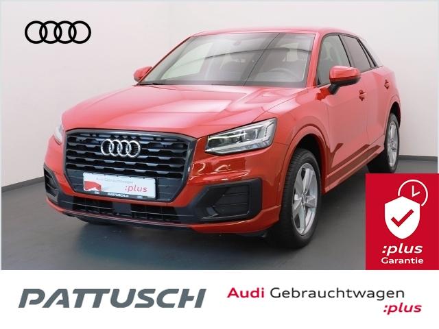 Audi Q2 1.0 TFSI Sport LED Sitzheizung Einparkhilfe, Jahr 2017, Benzin