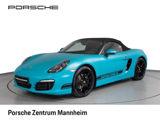 Porsche Boxster PDK Xenon Navi Bose SportChrono 20'', Jahr 2014, Benzin