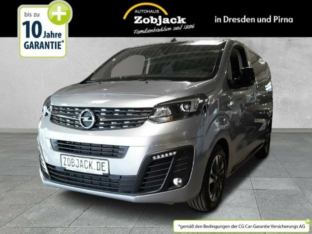 Opel Zafira Life Elegance M 2.0D Automatik Navi AHK, Jahr 2021, Diesel