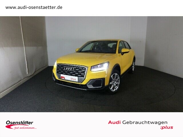 Audi Q2 1,6 TDI sport LED/Sitzhzg./AHK/ACC, Jahr 2017, Diesel