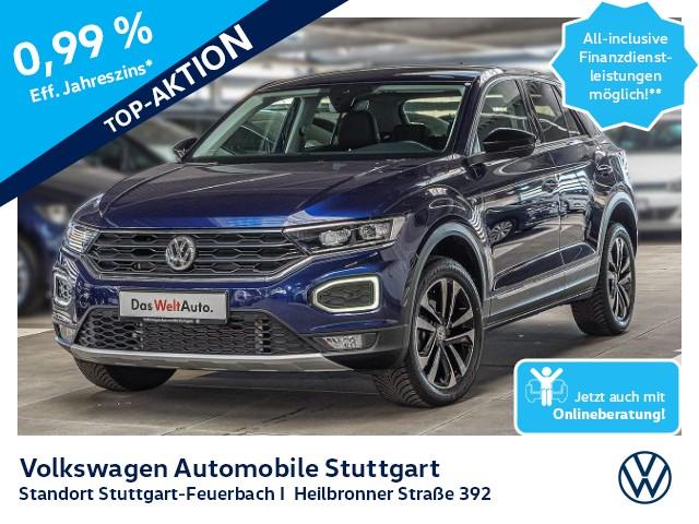 Volkswagen T-Roc 1.5 TSI ACT United DSG Navi Tempomat, Jahr 2020, Benzin