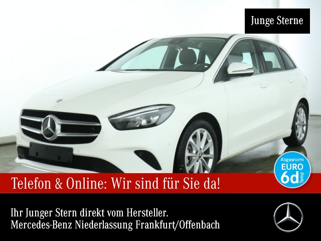 Mercedes-Benz B 200 d AHK Navi LED Spurhalte Kamera Easy-Pack, Jahr 2019, Diesel