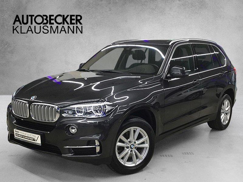 BMW X5 xDrive40d Leder NaviProf HuD LED ACC WLAN Standhzg., Jahr 2017, Diesel