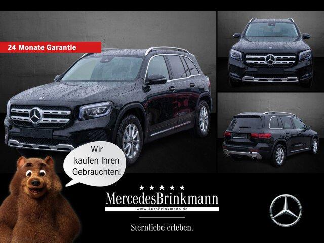 Mercedes-Benz GLB 180 d PROGRESSIVE/MBUX/NAVI/KAMERA/LED SHZ, Jahr 2020, Diesel