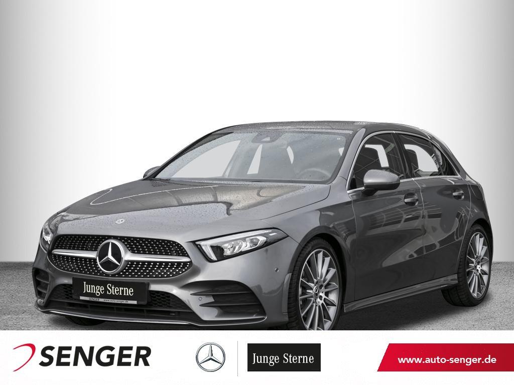 """Mercedes-Benz A 180 *AMG*Display digital*LED*Ambiente*LM 19""""*, Jahr 2020, petrol"""