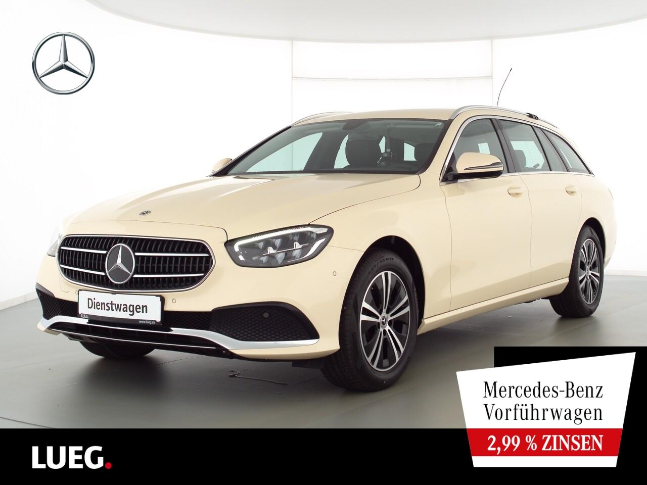 Mercedes-Benz E 200 d T ''Das TAXI'' AVANTGARDE+TAXAMETER+KAM, Jahr 2021, Diesel