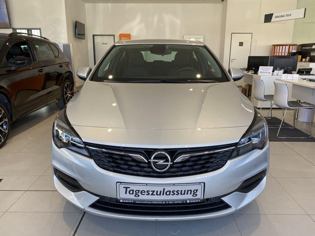 Opel Astra 1.2 Turbo Edition PDC SHZ LED Climatronic, Jahr 2021, Benzin