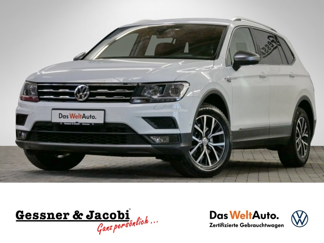 Volkswagen Tiguan 2.0 TDI BMT EU6 4Motion Comfortline AHK, Jahr 2018, Diesel