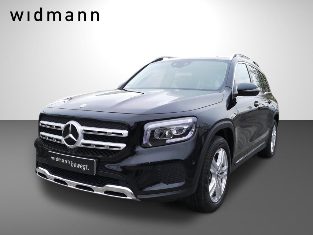 Mercedes-Benz GLB 250 *LED*Kamera*MBUX High-End*Progressive*, Jahr 2021, Benzin