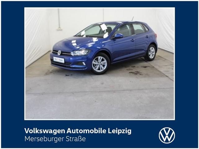 Volkswagen Polo 1.0 Comfortline *Klima*PDC*SHZ*, Jahr 2018, Benzin