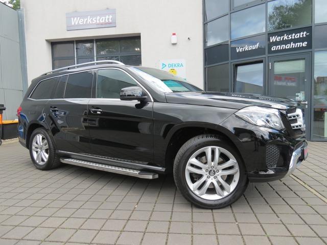 Mercedes-Benz GLS 400 4Matic 7SITZER ACC/AHK/STDHZG/SOFTCLOSE, Jahr 2016, Benzin