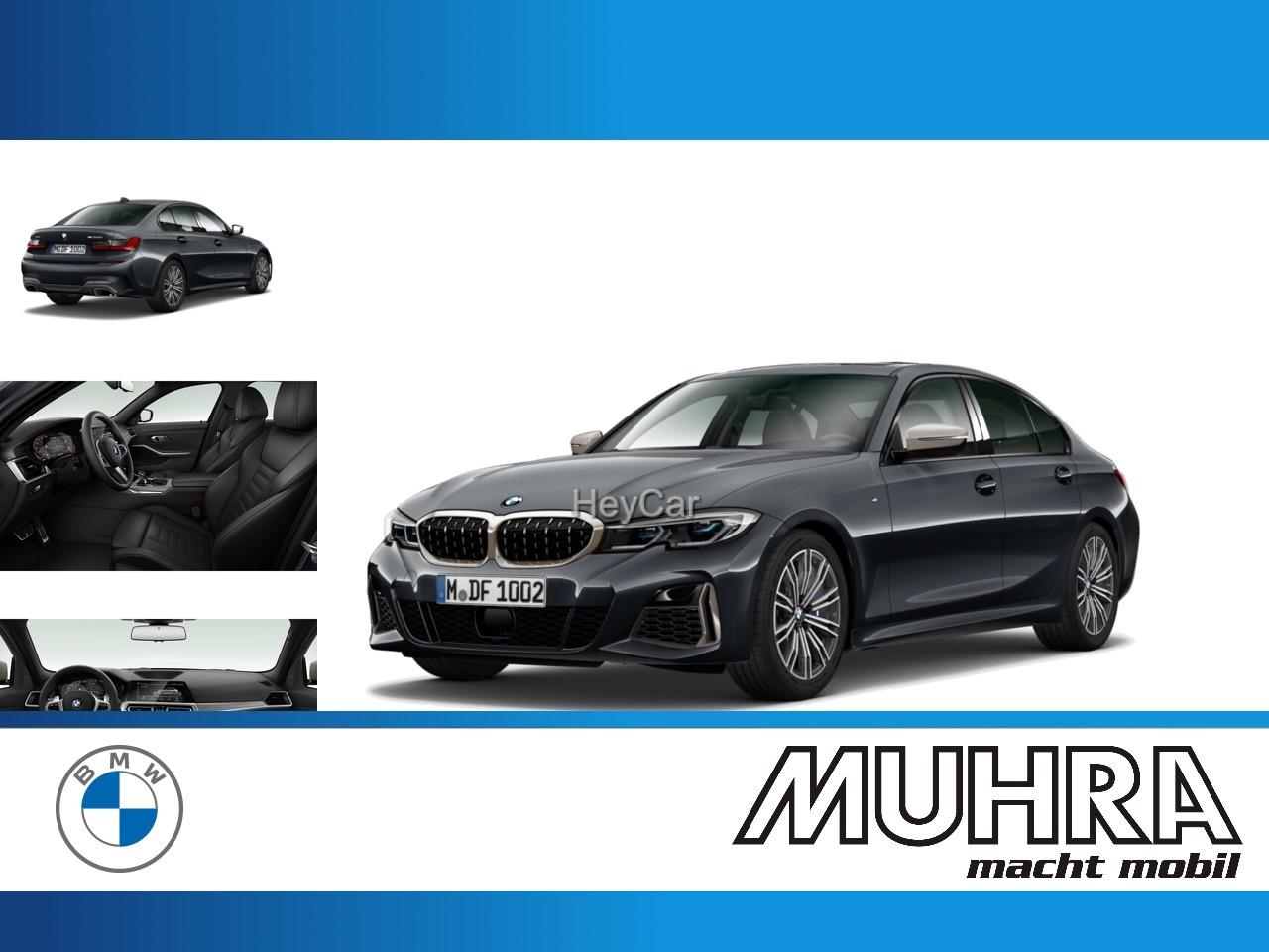 BMW M340i xDrive Glasdach Head Up DAB Laser Hifi, Jahr 2020, Benzin